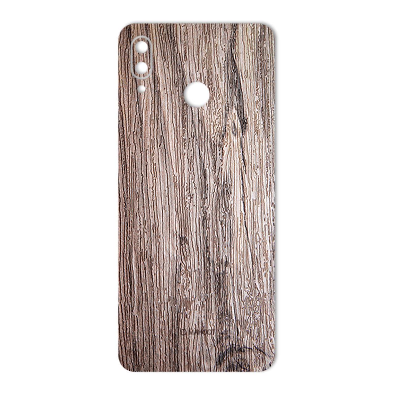 برچسب پوششی ماهوت مدل Walnut Texture مناسب برای گوشی   HUAWEI HONOR PLAY