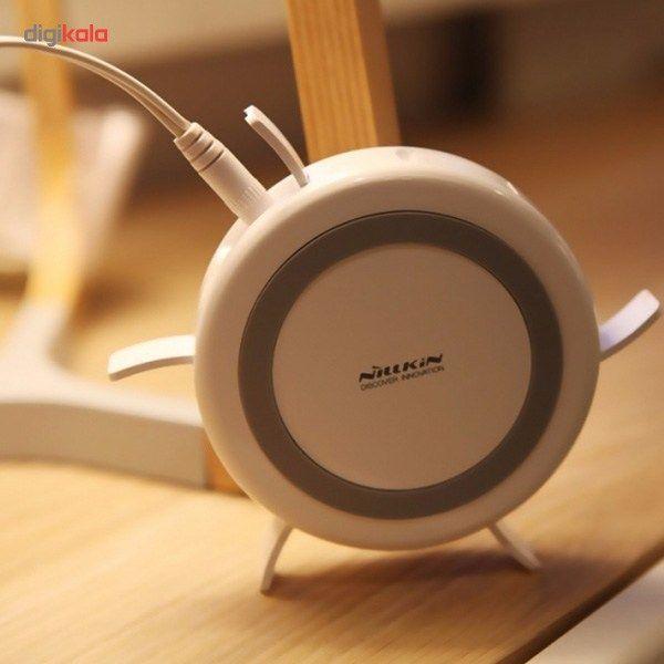 شارژر بی سیم و هاب 4 پورت USB 3.0 نیلکین مدل Hermit main 1 7