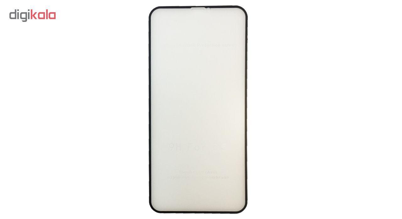 محافظ صفحه نمایش شیشه ای مدل M-11 مناسب برای گوشی موبایل اپل Iphone XS Max main 1 1