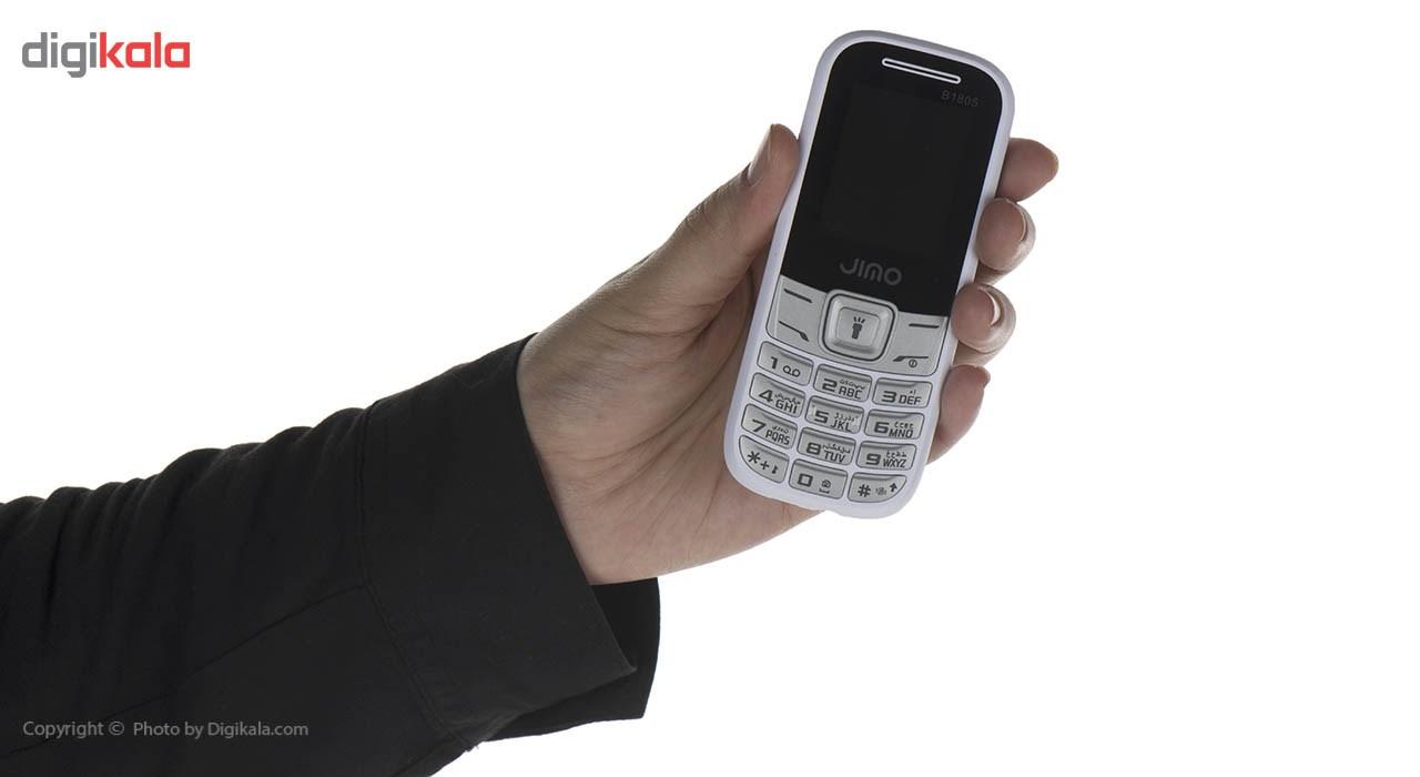 گوشی موبایل جیمو مدل B1805 دو سیمکارت main 1 8