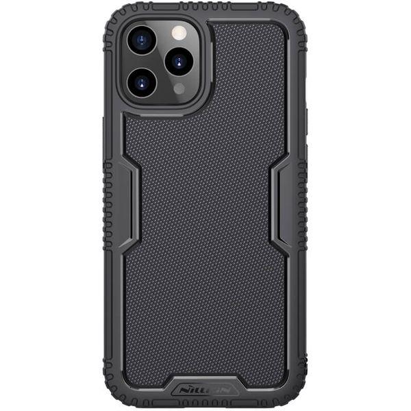 کاور نیلکین مدل Tactics مناسب برای گوشی موبایل اپل Iphone 12 Pro Max