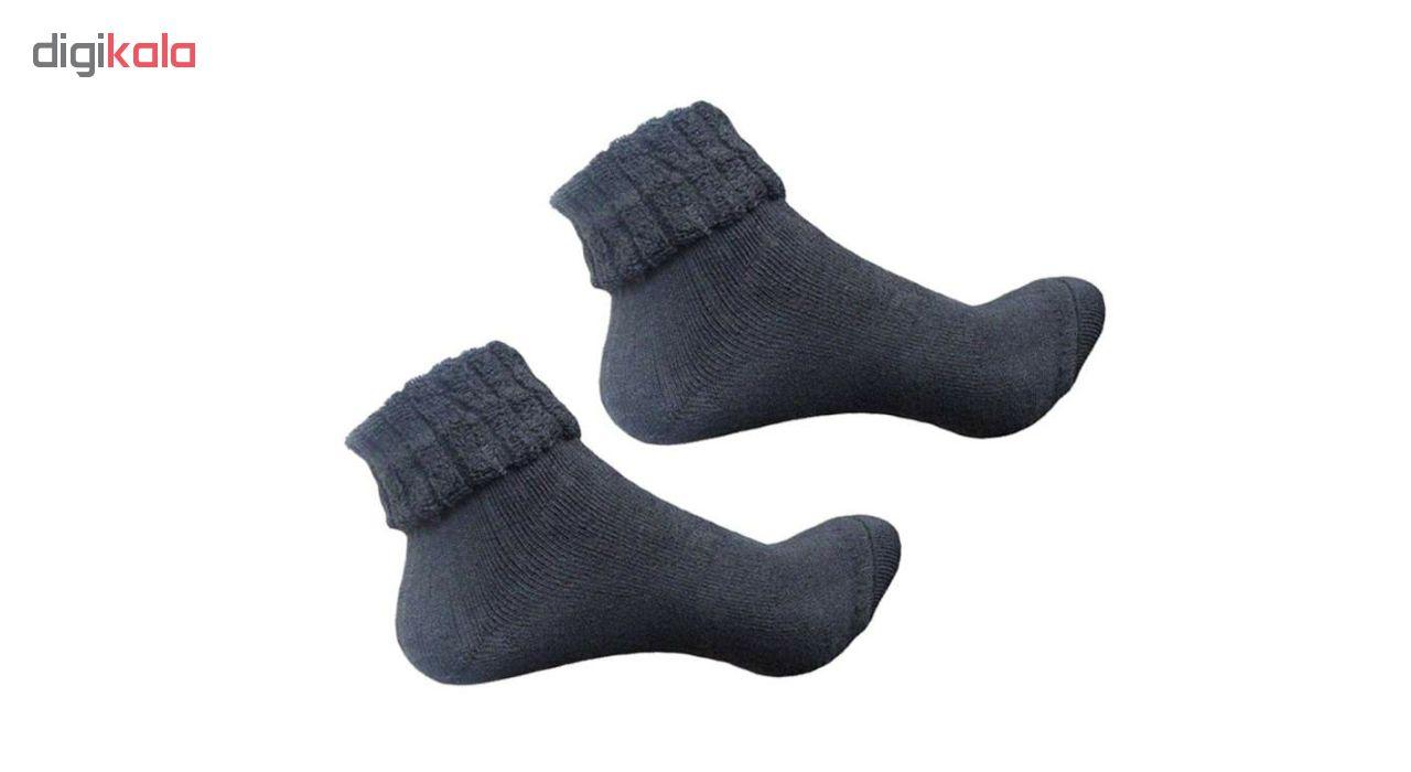 جوراب زنانه مدل L-ABC بسته 3 عددی