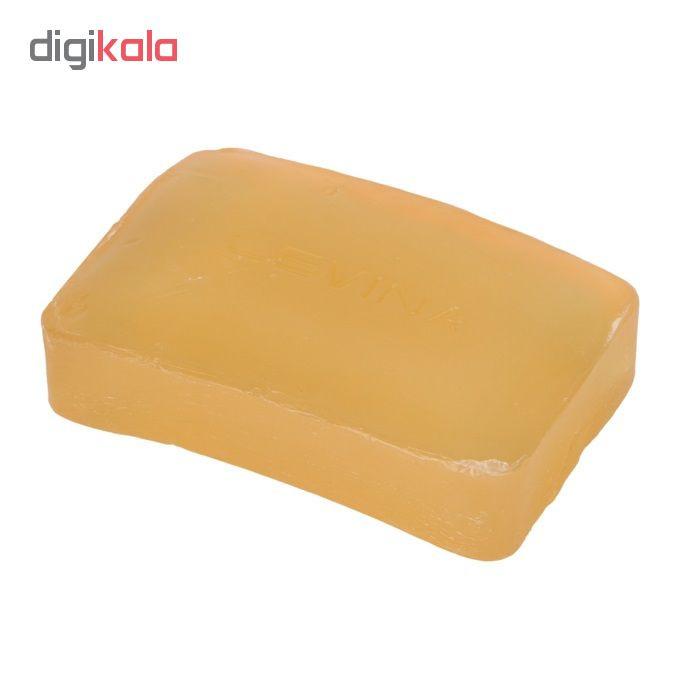 صابون گلیسیرین لوینا مدل Aloevera مقدار 120 گرم