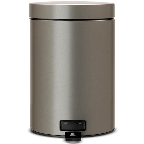 سطل زباله پدالی پلاتینیوم 3 لیتری برابانتیا