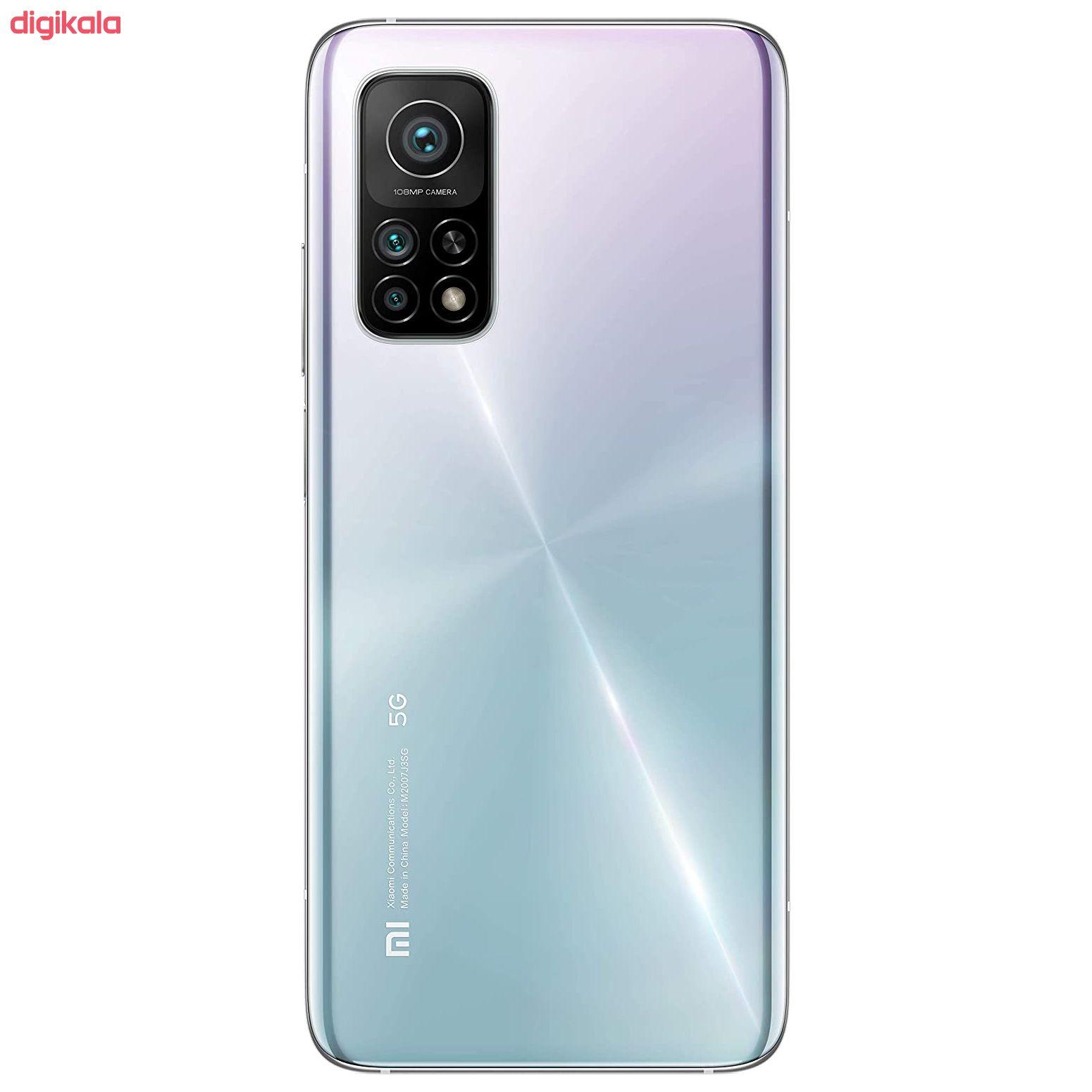 گوشی موبایل شیائومی مدل Mi 10T PRO 5G M 2007J3SG دو سیم کارت ظرفیت 256 گیگابایت main 1 5