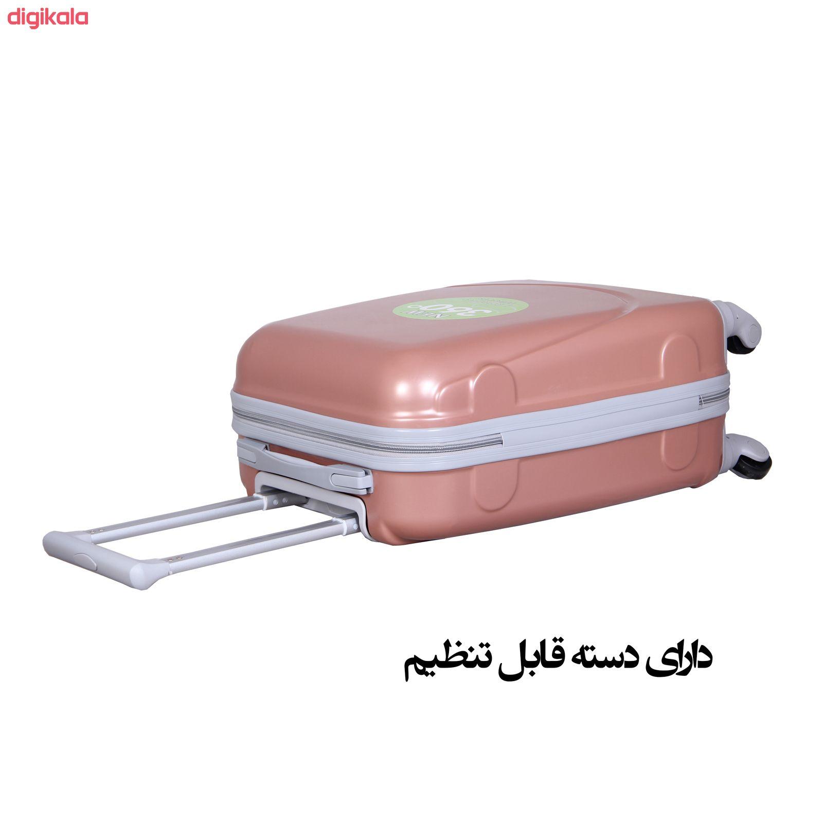 مجموعه سه عدی چمدان مدل 300 main 1 3