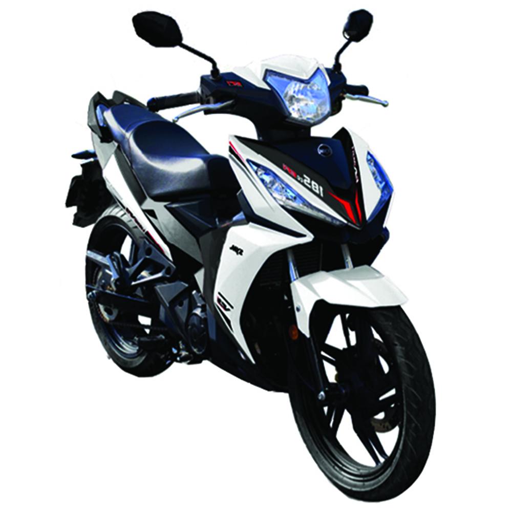 موتورسیکلت اس وای ام مدل VF3i 185 لاکی سال 1399