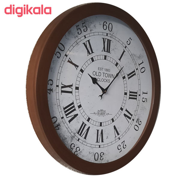 ساعت دیواری هاردی مدل ۵۸۰۸