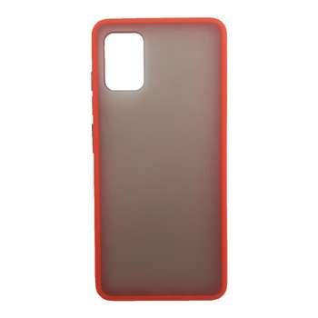 کاور مدل Sil-10 مناسب برای گوشی موبایل سامسونگ Galaxy A51