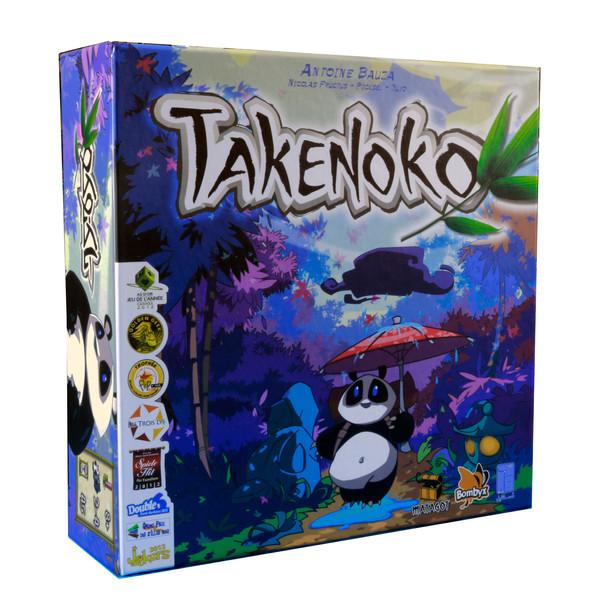 بازی فکری مدل Takenoko
