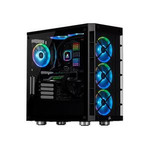 کامپیوتر دسکتاپ کولر مستر مدل 465X black