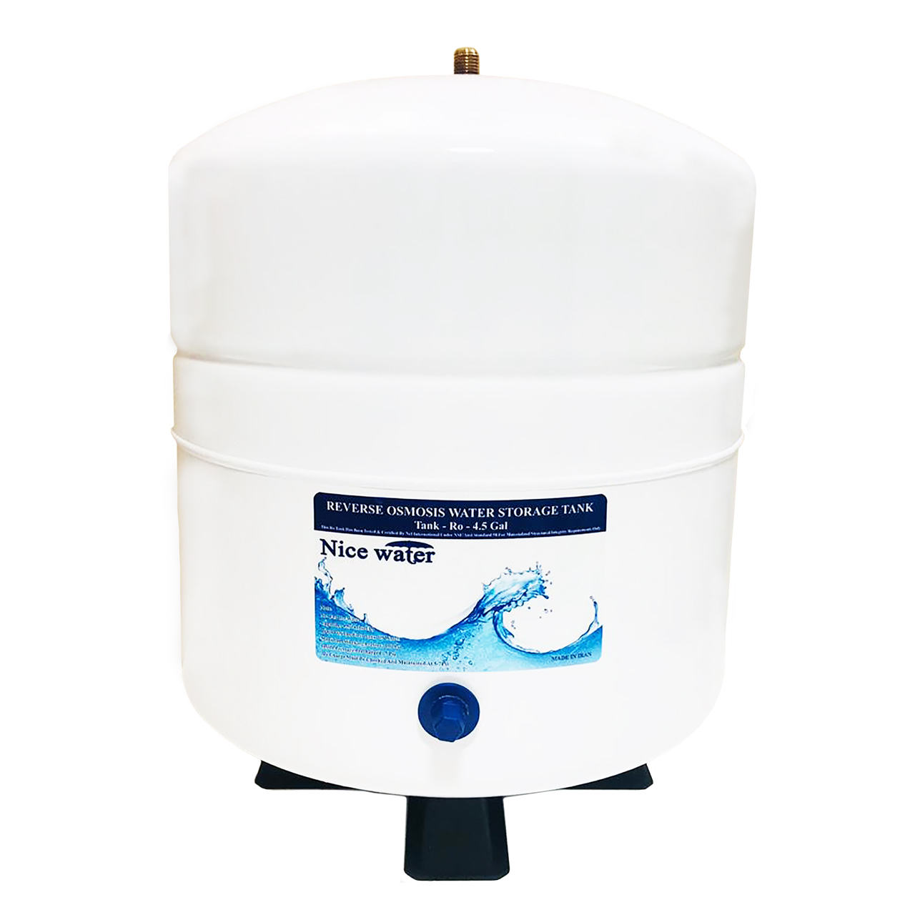 قیمت                      مخزن دستگاه تصفیه کننده آب مدل N.W-4.5G