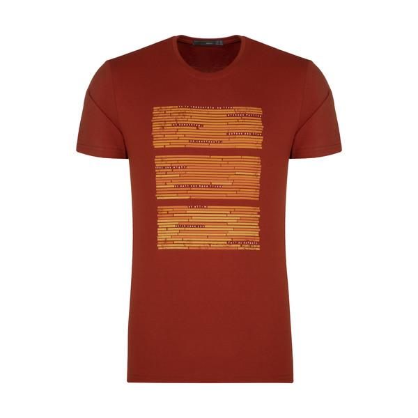 تیشرت آستین کوتاه مردانه پاتن جامه مدل 131621000043159