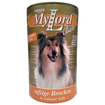 کنسرو غذای سگ دکتر الدرز مدل ordak وزن 1240 گرم