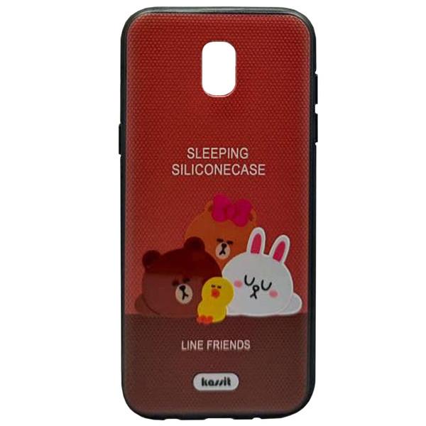 کاور طرح Sleeping مدل Als مناسب برای گوشی موبایل سامسونگ Galaxy J5 Pro
