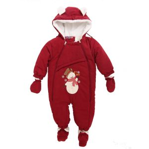 سرهمی نوزادی طرح آدم برفی کد G02