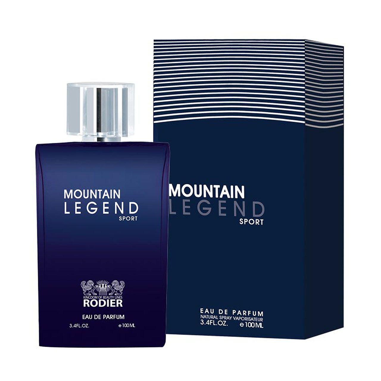 ادو پرفیوم مردانه رودیر مدل Mountain Legend حجم 100 میلی لیتر main 1 1