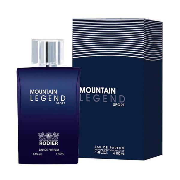 ادو پرفیوم مردانه رودیر مدل Mountain Legend حجم 100 میلی لیتر