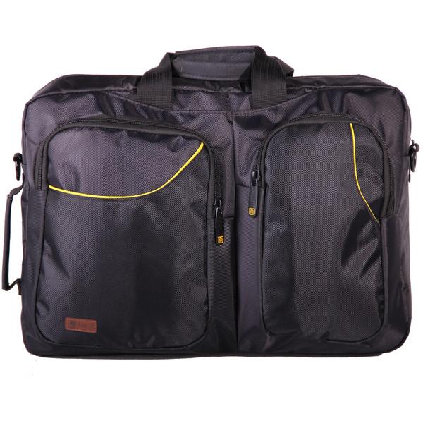 کیف لپ تاپ آبکاس کد 0060NE مناسب برای لپ تاپ 15.6 اینچی
