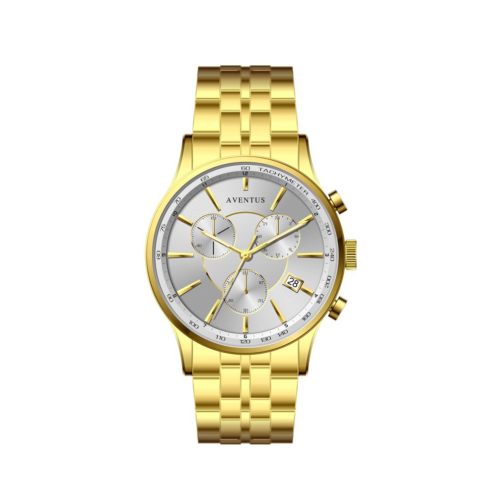 ساعت مچی عقربه ای مردانه اونتوس مدل 1348-2GWH 38