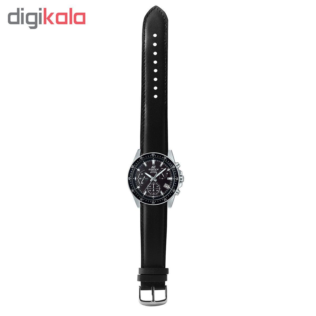 خرید ساعت مچی عقربه ای مردانه کاسیو EFV-540L-1AVUDF