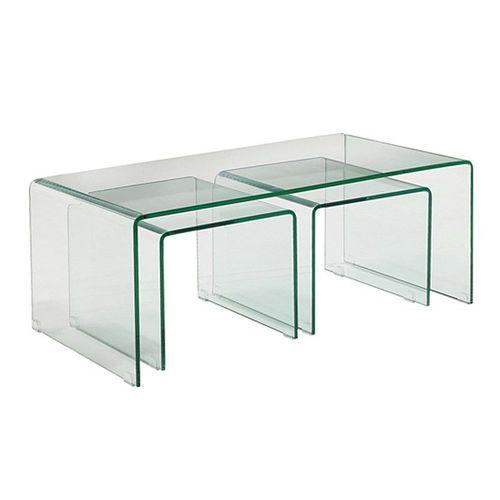 میز جلو مبلی طرح کیمیا 02 به همراه عسلی