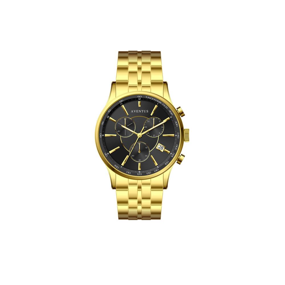 ساعت مچی عقربه ای زنانه اونتوس مدل 1348-2LBK