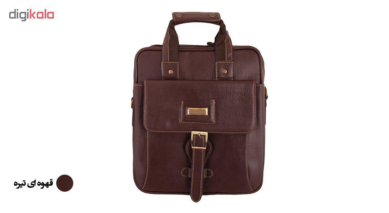 کیف اداری دوک مدل 5-76-1346  Duk 1346-76-5 Leather Bag