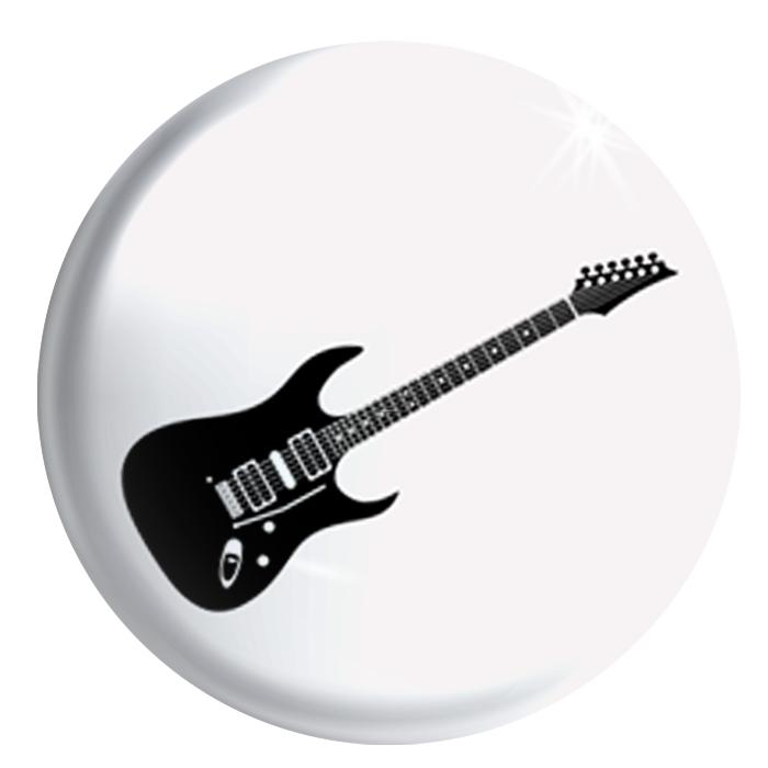 پیکسل طرح گیتار مشکی کد pxl182