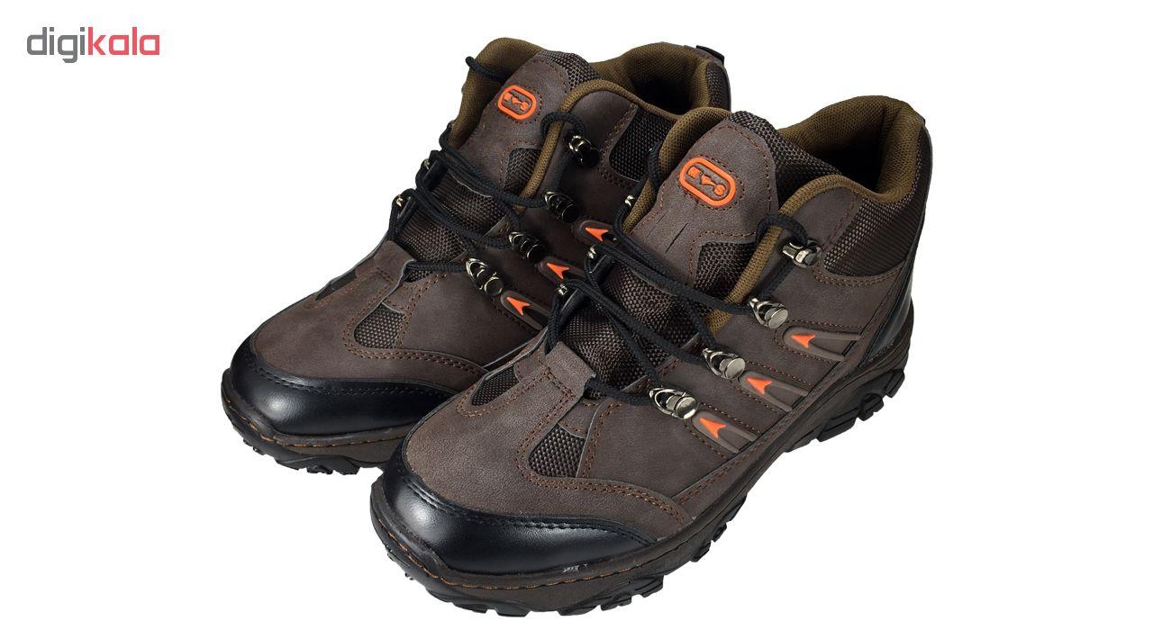 کفش کوهنوردی زنانه مدل B151Z رنگ قهوه ای