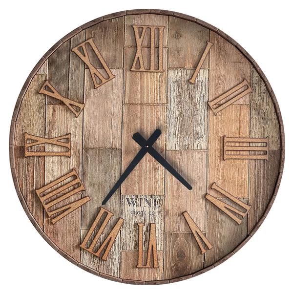 ساعت دیواری طرح آنتیک کد 655