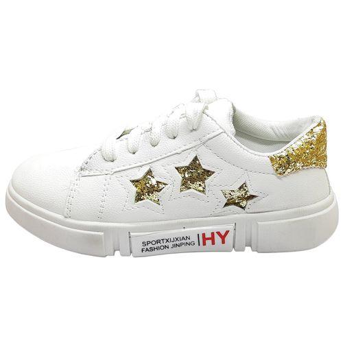 کفش ورزشی بچه گانه مدل Fashion Jinping کد 2138