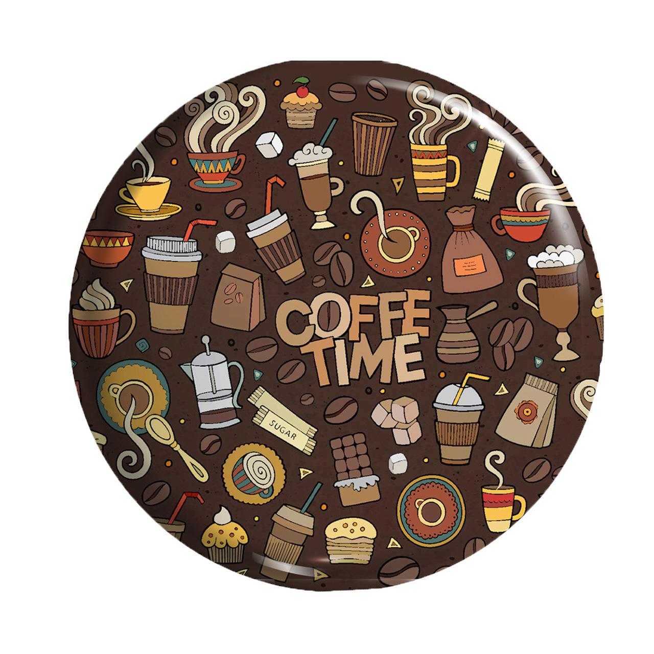 قیمت پیکسل تیداکس طرح قهوه باریستا کافی لاته کافه کد TiD041