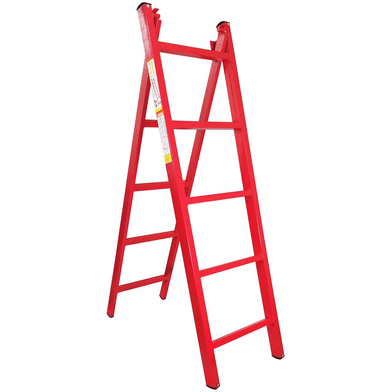نردبان 10 پله مدل Iron