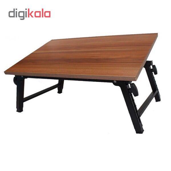 میز تحریر و لپ تاپ تاشو سایز متوسط مدل G0024