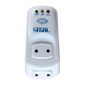 محافظ ولتاژ الکترونیکی سگال مدل SGM2D مناسب برای یخچال و فریزر