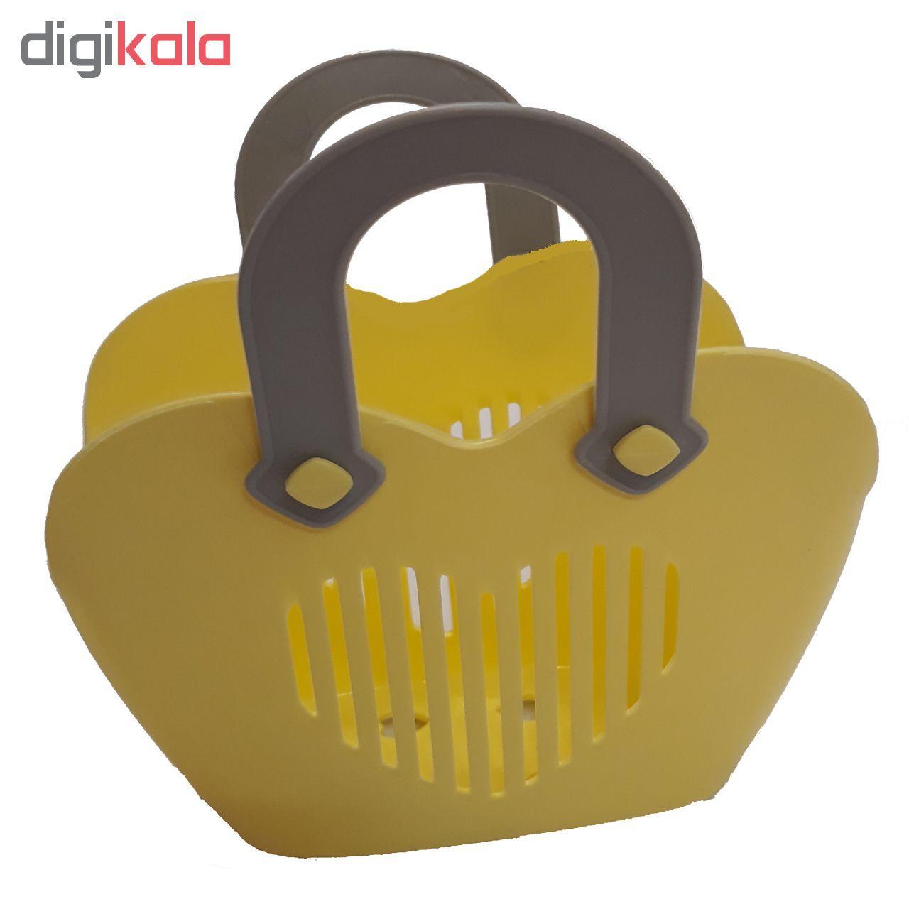 سبد آشپزخانه مدل قلب main 1 3