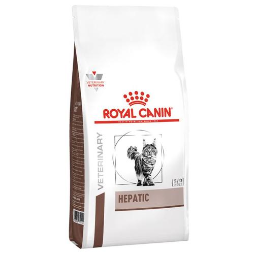 غذای خشک گربه رویال کنین مدل Hepatic وزن 2 کیلوگرم