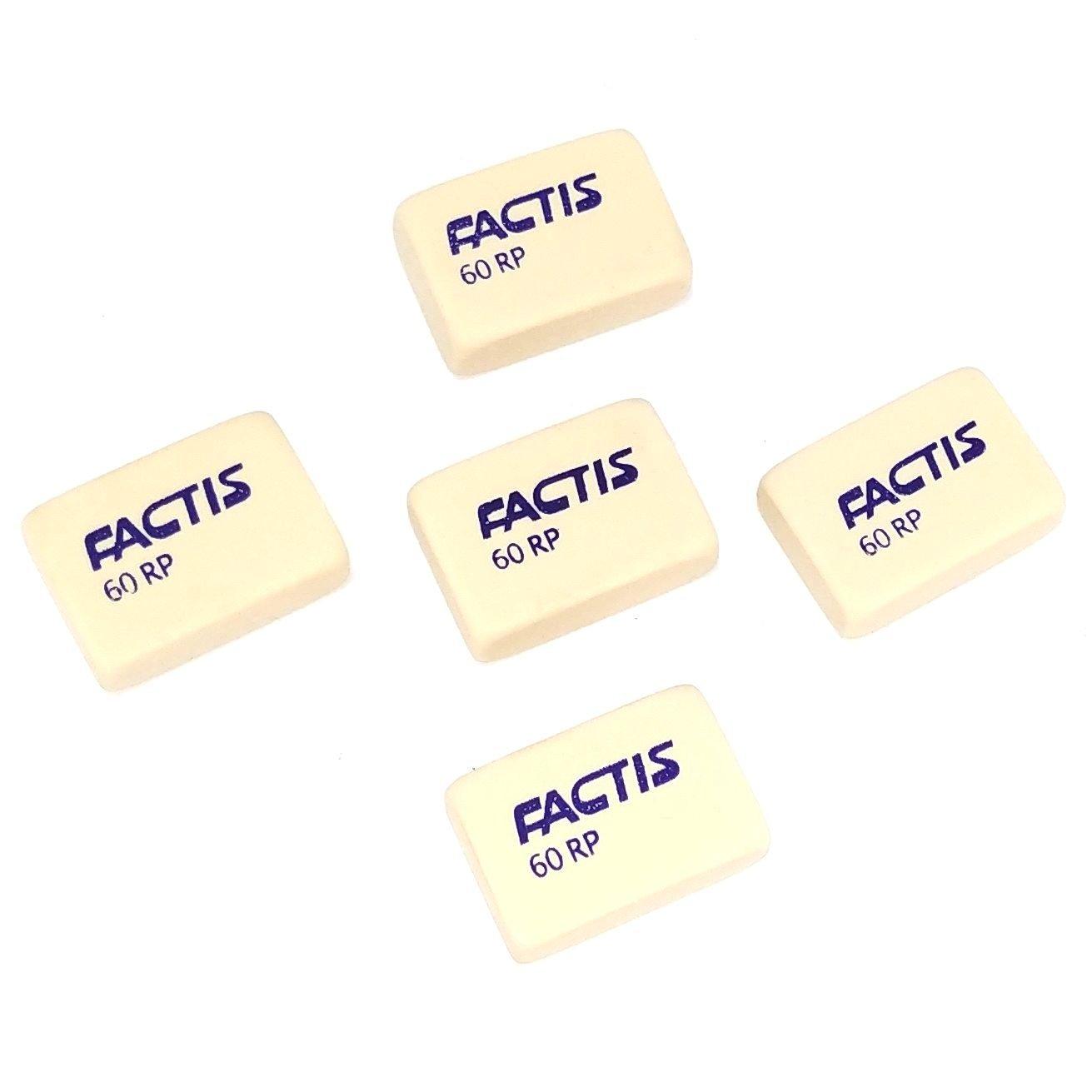 پاک کن فکتیس مدل 60RP بسته 5 عددی