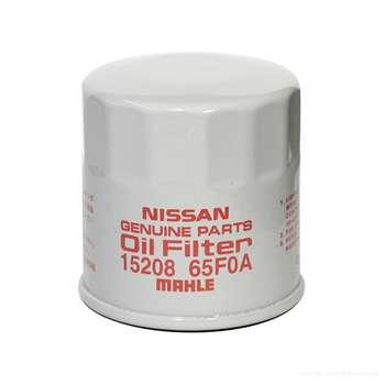 فیلتر روغن نیسان جنیون پارتس مدل 15208-65F0A مناسب براي نيسان جوك