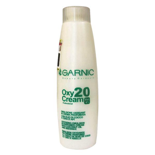 اکسیدان گارنیک شش درصدی  مدل oxy20 cream حجم 180 میلی لیتر