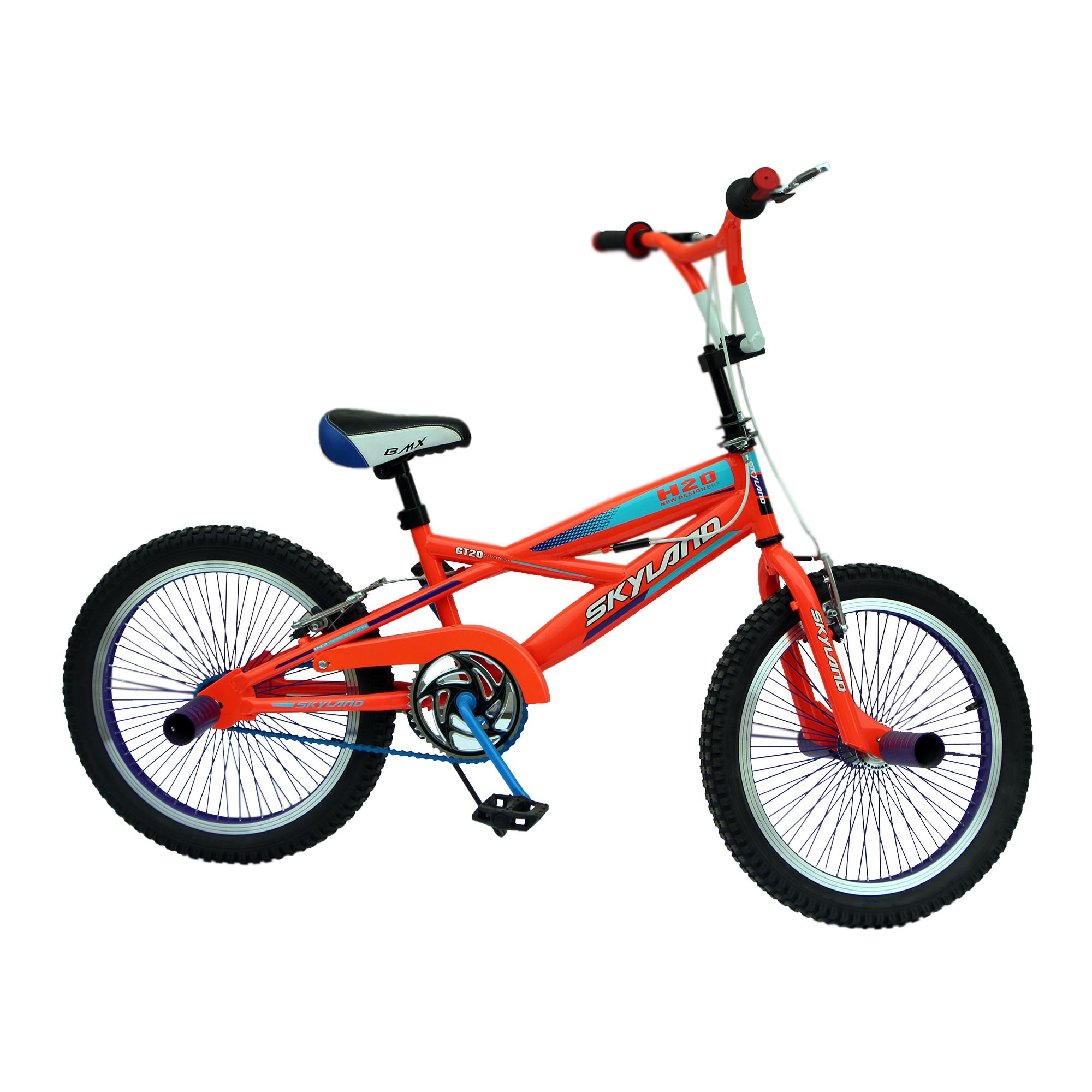 خرید                     دوچرخه اسکای لند مدل بی ام ایکس 0060SR سایز 20
