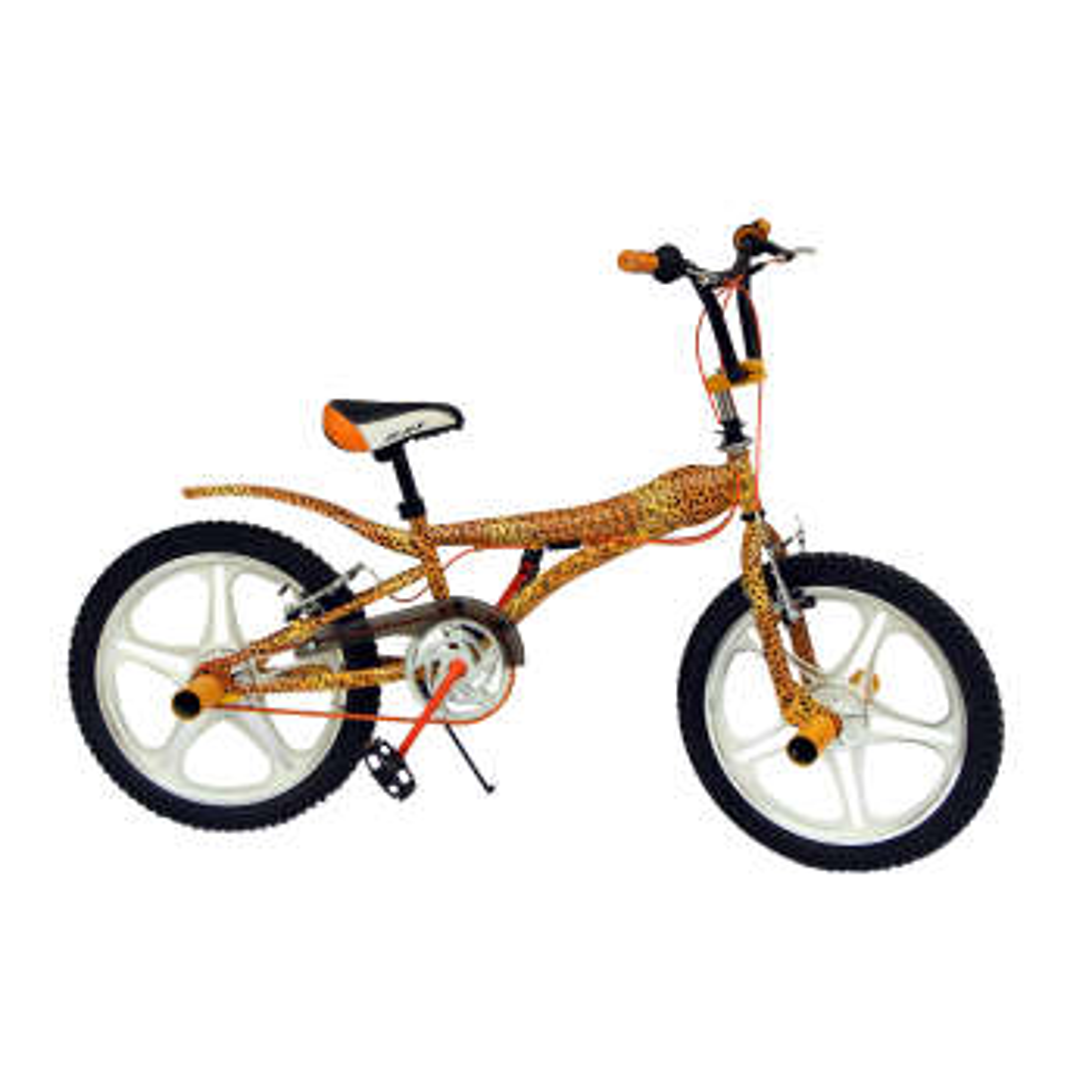 دوچرخه بی ام ایکس مدل پلنگی 0055S سایز 20