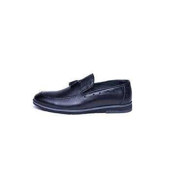 کفش مردانه آناک چرم مدل کالج -01 |
