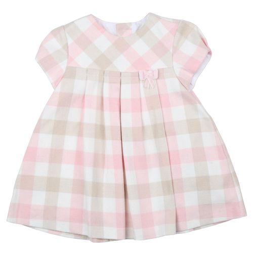 پیراهن نوزادی دخترانه مایورال مدل MY02846-84