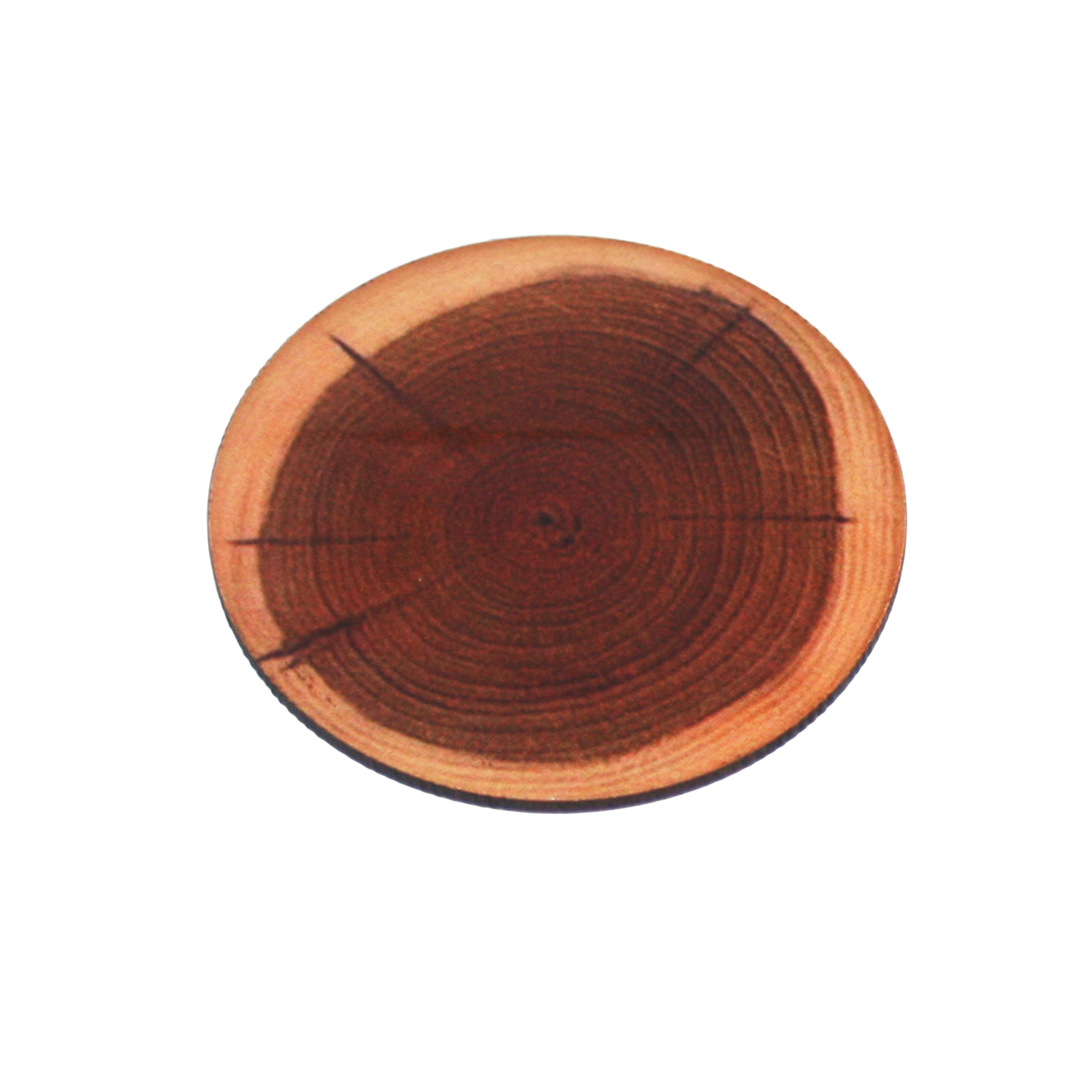 زیرلیوانی طرح تنه درخت مدل 001