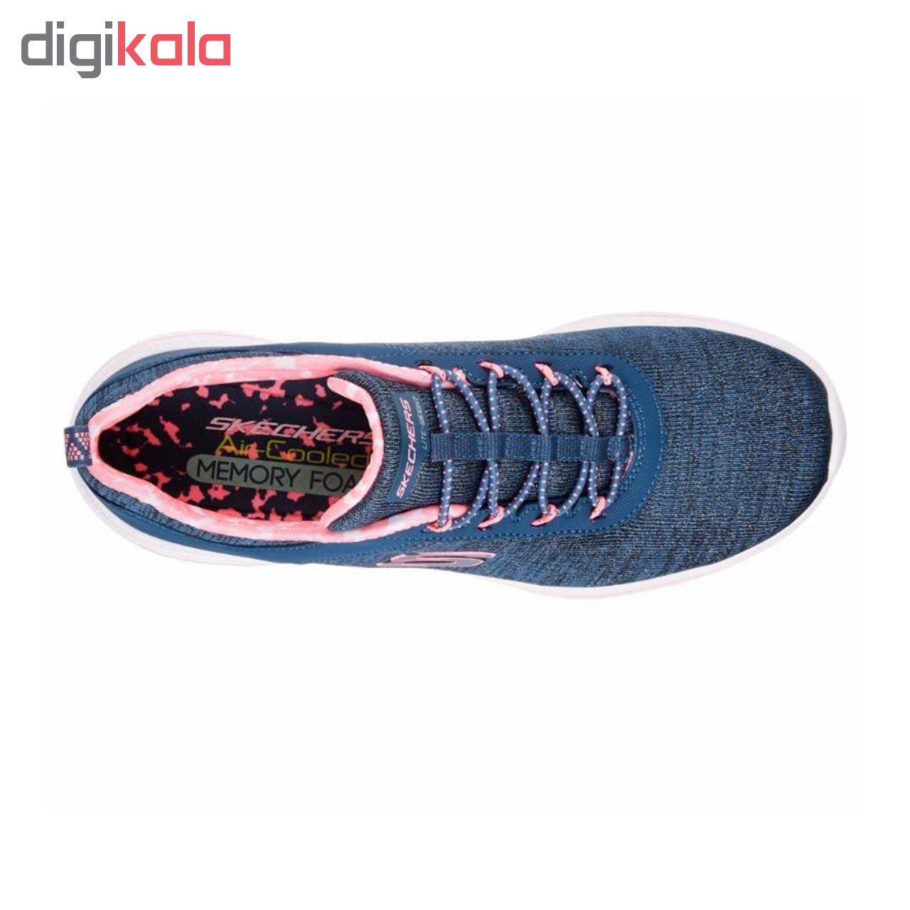 کفش مخصوص پیاده روی زنانه اسکچرز مدل 12659NVPK