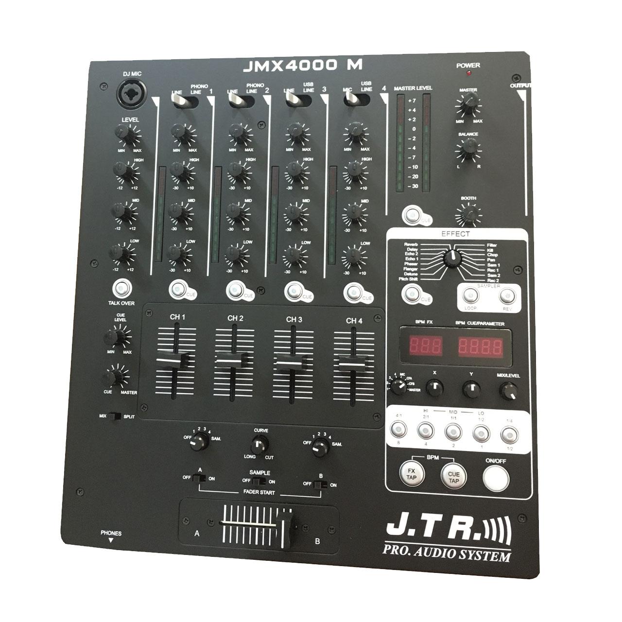 دستگاه دی جی جی.تی.آر مدل JMX4000