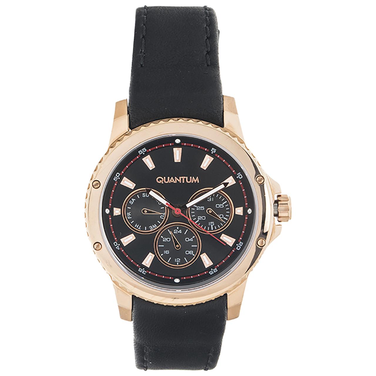 ساعت مچی عقربه ای زنانه کوانتوم مدل IML464.499 1