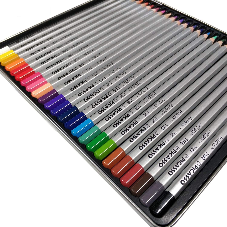 مداد رنگی 24 رنگ پیکاسو مدل Artist main 1 4